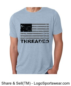 THREADED FLAG Design Zoom